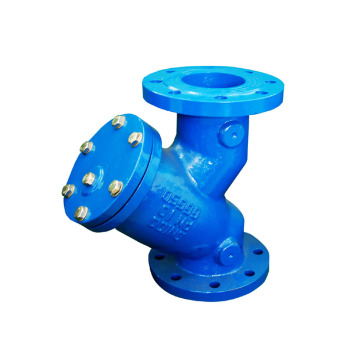 Flanged Y Type Strainers