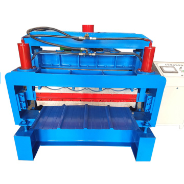 Glazed IBR Double Sheet Tile Making Machine Price