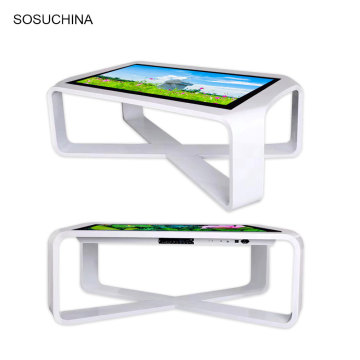 windows 42 inch touch screen kiosk stand
