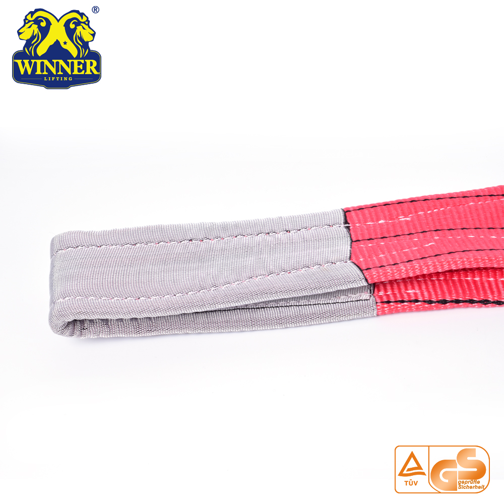 Polyester Lifting Eye And Eye Lifting Webbing Sling