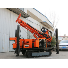 100-200 Meters Water Well Drilling Machine Drill Rig