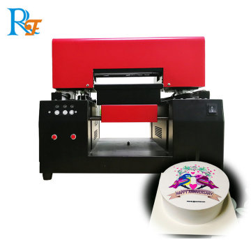 2018 latte art cake printing machine