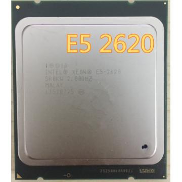 Intel Xeon CPU E5-2620 e5 2620 SR0KW 2.0GHz 6-Core 15M LGA2011 E5 2620 processor can work