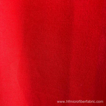 bedsheet red fabric 100% polyester