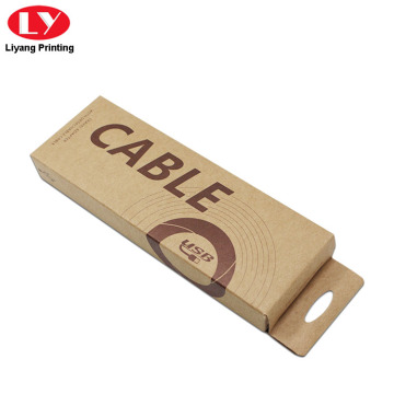 Cable Boxing Packaging de paquets de cable