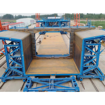 Prefab Tunnel Mould Easy Maintenance High Bearing Strength