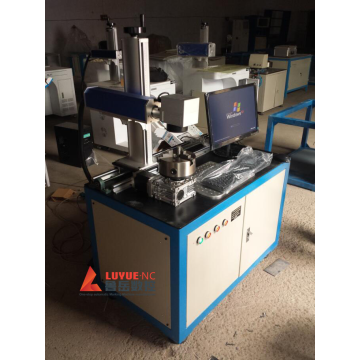 Laser Marking Machine with Rotary Device
