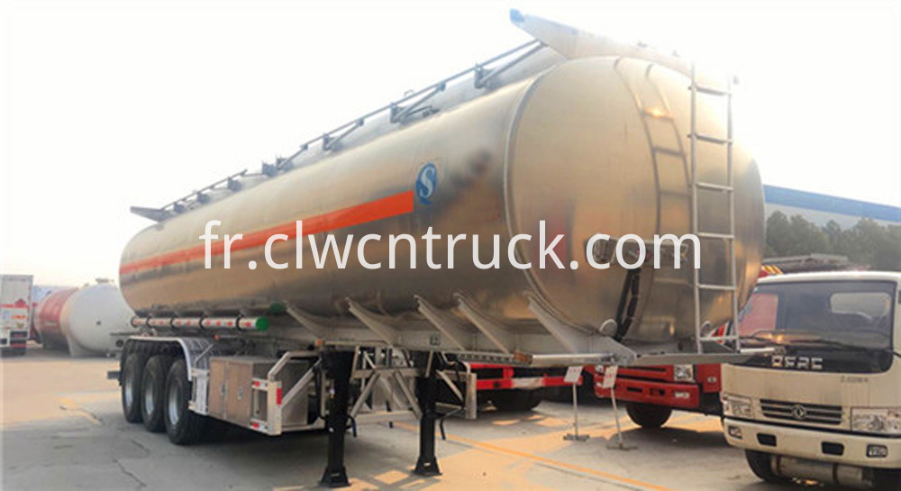 Aluminum Alloy Semi trailer 2