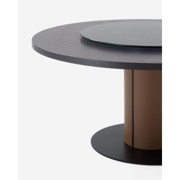 Solid Wooden Turntable For Dining Table