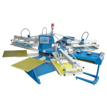 Screen printing machine 8 station