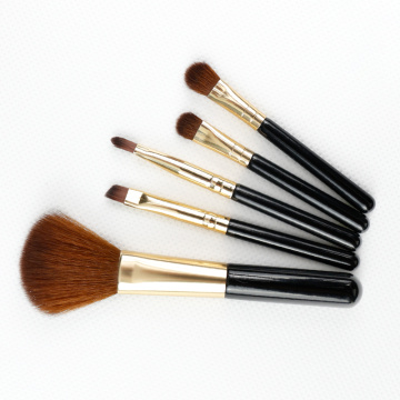 Mini Make-up Pinsel tragbares Set