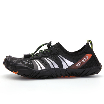 Outdoor Men Water Shoes Women Swimming Footwear Seaside Walking Upstream Shoes Breathable Quick Dry Beach Five Finger Aqua Shoes