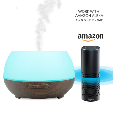 Diffuser Ola Smart as fheàrr Google Home 2018 Alexa