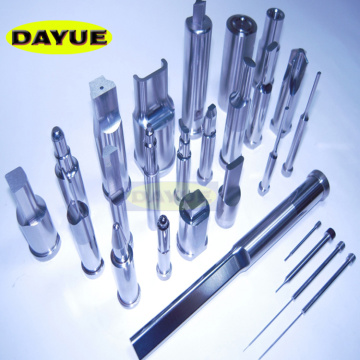 Precision punches and dies manufacturing oem mold components