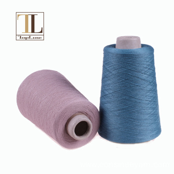 Topline rayon viscose spun blend yarn favorable price