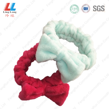 Bowknot charming effective pretty headband