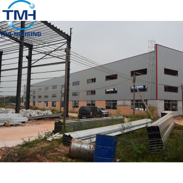 steel framing prefabricated workshop for commercial sheds
