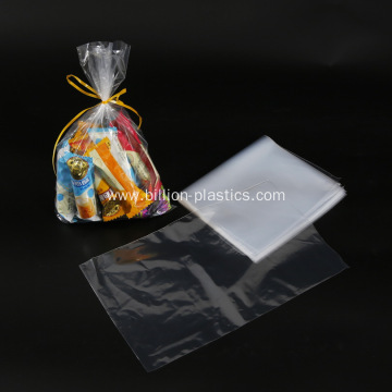 Side Sealed Bags Clear Food Bags