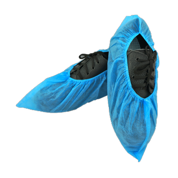 Disposable Non-Flammable Standard Shoe Cover