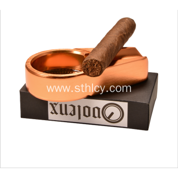 Mini Portable Metal Stainless Steel Ashtray