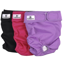 3pack Washable Dog Diapers