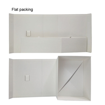 Custom Rigid Foldable Dressing Folding Paper Box