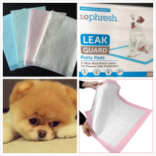Customized Disposable Puppy Training Wee Wee Pads