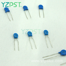 High Voltage Ceramic Capacitor CC81 10PF