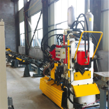 High Speed Angle Steel Punching Typing Machine
