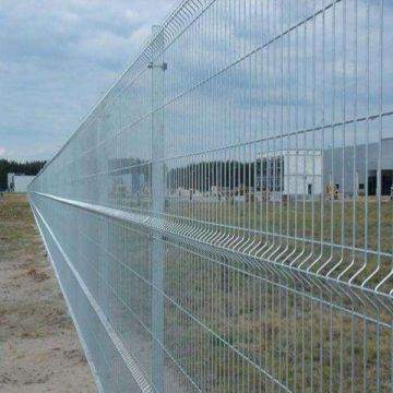Cheap and High Quality Bending Welded Wire Mesh Fence