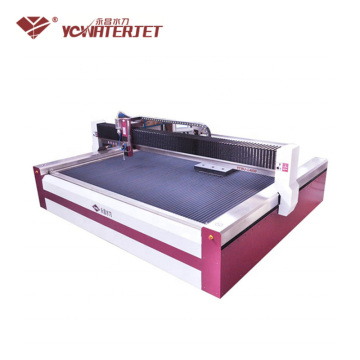 Abrasive Waterjet Cutting Machine with table