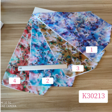 Stock Lots Rayon Poplin Digital Printed