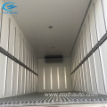 Thermo king units refrigerated truck body box