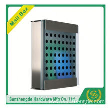 SMB-068SS Professional lockable letterbox with factory price