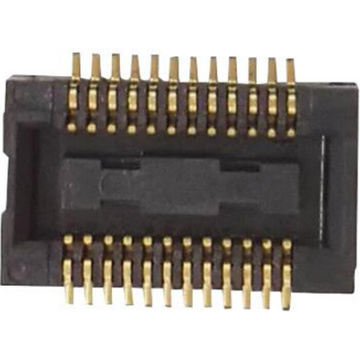 0,4 mm Board to Board Acoplado de conector feminino Altura1.5mm