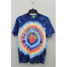 BOY'S 100% COTTON TIE DYED T-SHIRT