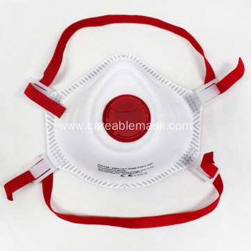 FFP3 Protective Respirator Cup Shape with Valve CE