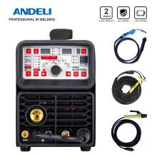 ANDELI Smart Welding Machine MIG TIG MMA Cold Welding and Flux Welding without Gas 4 in 1Multi-function TIG Welding Machine
