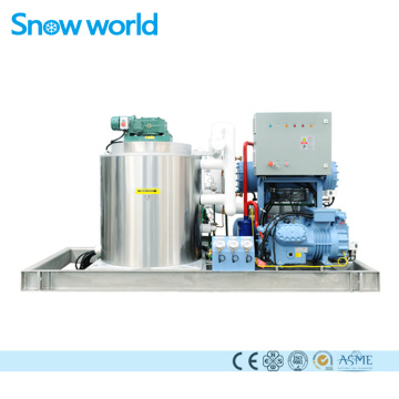 Snow world  6 Tons Ice Flake Machine