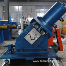 galvanized metal light steel keel forming machine