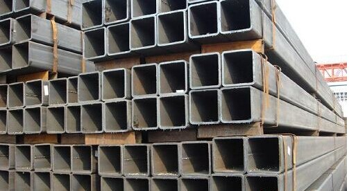 100mmX100mm steel square tubing