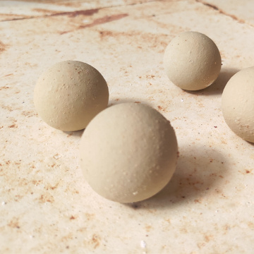 Oxide Inert Alumina Ceramic Ball for Cement Grinding