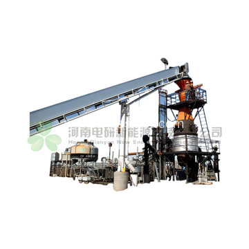 Environment Protection Woodchips Biomass Gasification System