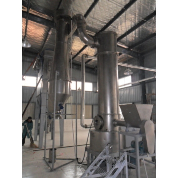 Energy saving Rotating agricultural fertilizers dryer