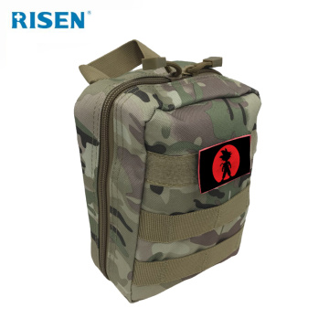 Camouflage Outdoor Waterproof Military Tactical Backpack.