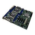For Supermicro X9DRl-iF c602 LGA2011 dual X79 servers workstation PC motherboards supports E5 V2 Original Used motherboard set