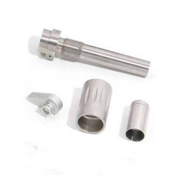 Aluminum cnc turning aluminum tube with difference