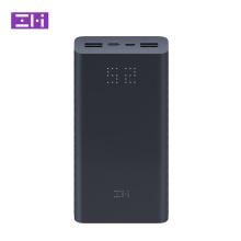 Xiaomi ZMI Power Bank 20000mAh QB822 3 USB Type C 27W PD Fast Charging Portable Powerbank 20000 External Battery Poverbank