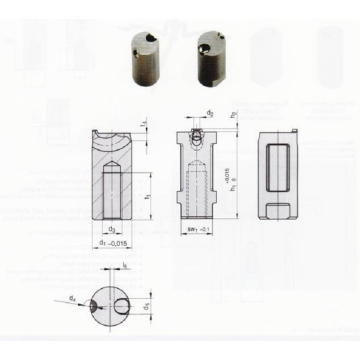 DAYUE Mold Standard Parts Gate Inserts Series