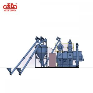 ZDFW-3000 Automatic Powder Feed Processing Line